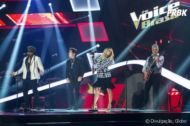 """Na terceira temporada de """"The Voice Brasil"""", Claudia Leitte volta como técnica"""