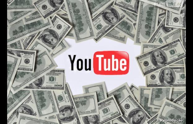 Publicidade no Youtube = Mar de dinheiro