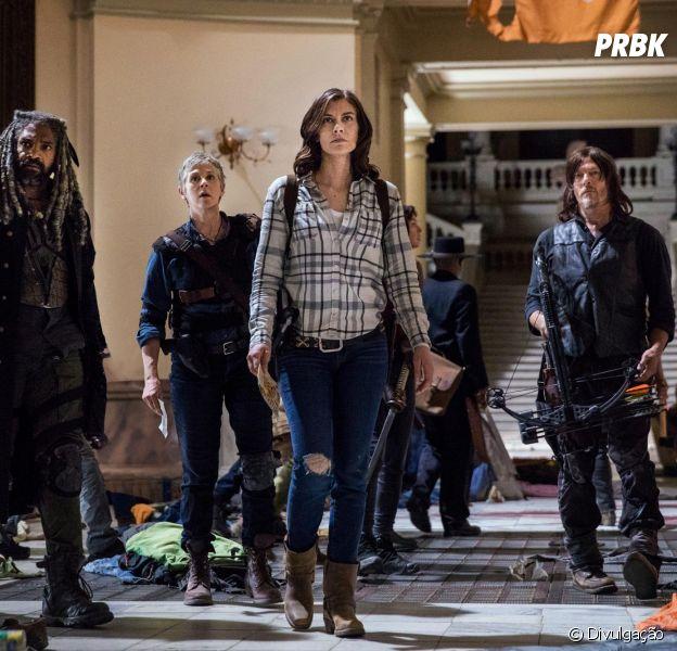 """9ª temporada de """"The Walking Dead"""" ganha teaser cheio de tensão!"""