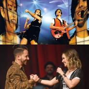 Sandy e Junior cantando juntos novamente é tudo o que a gente pediu e muito mais!
