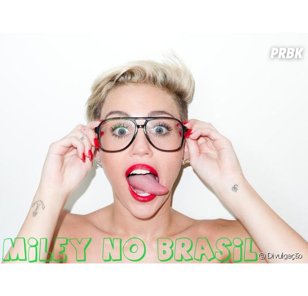 """Miley Cyrus está bombando com a sua nova turnê, """"Bangerz Tour"""""""