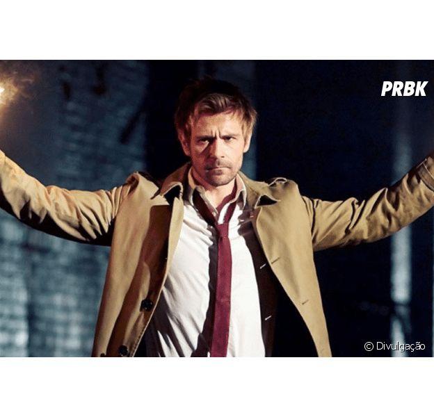 """Em """"Legends of Tomorrow"""", Constantine vai aparecer nu em uma cena"""