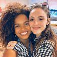 """""""Verão 90"""": Jennifer Nascimento será a melhor amiga de Isabelle Drummond na nova novela das 19h"""