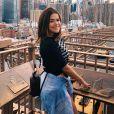 Recentemente, Maisa descobriu que é a adolescente mais seguida do Brasil nas redes sociais e deu uma leve surtada