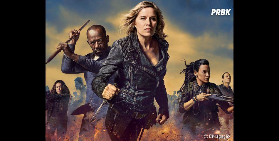 """Em """"Fear The Walking Dead"""", personagem morto terá importância na vida dos sobreviventes"""