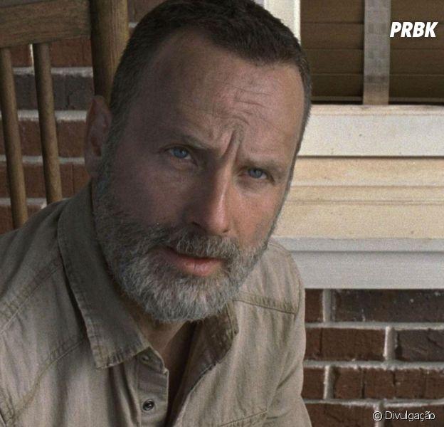 """Em """"The Walking Dead"""", Andrew Lincoln queria ter saído da série na 4ª temporada"""