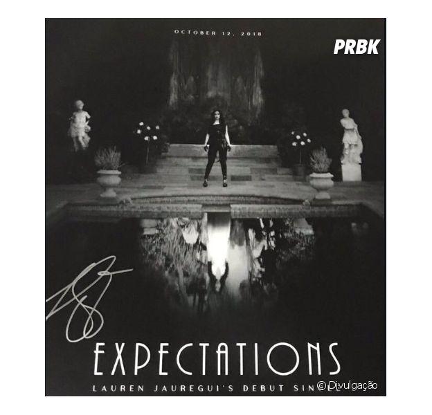 """Lauren Jauregui anuncia data de lançamento do primeiro single, """"Expectations"""""""