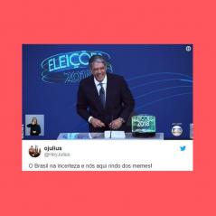 As Eleições 2018 foram responsáveis pelos melhores memes e a gente te prova com os mais engraçados!