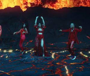 """Clipe de """"Taki Taki"""", com Selena Gomez e Cardi B, é lançado durante o American Music Awards 2018"""