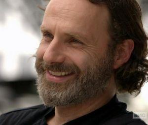 "Ator de ""The Walking Dead"" dá a entender que adeus de Rick (Andrew Lincoln) não é definitivo"