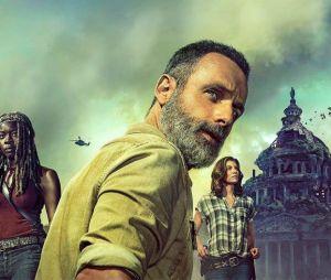 """Em """"The Walking Dead"""", 9ª temporada pode não ser o adeus de Rick (Andrew Lincoln)"""