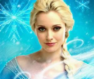 """Elsa (Georgina Haig) vai causar na cidade de Storybrooke em """"Once Upon a Time""""!"""
