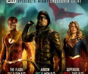 """Crossover entre """"Arrow"""", """"The Flash"""" e """"Supergirl"""" servirá como uma espécie de piloto para série solo de Superman"""