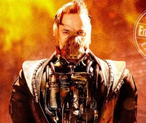 """Em """"Gotham"""", uniforme de Bane (Shane West) recebe críticas e comparações"""