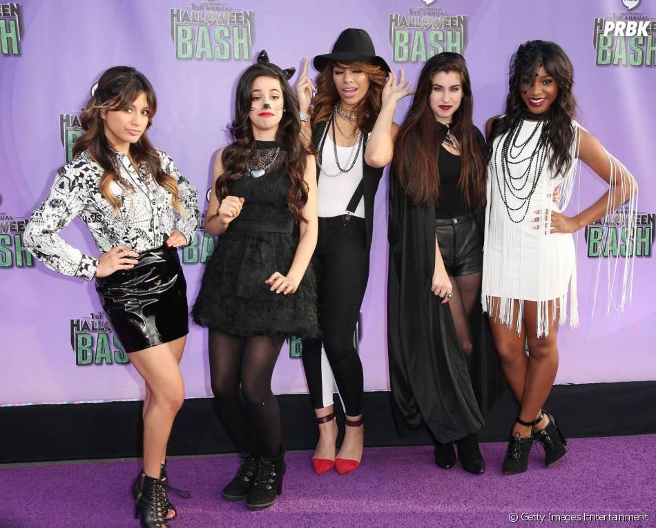 """A girlband Fifth Harmony lançou o EP """"Better Together"""" em outubro"""