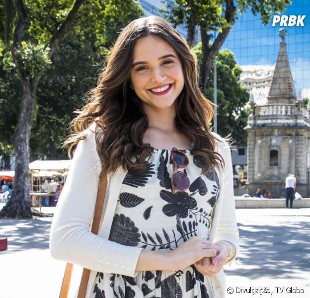 """Juliana Paiva, de """"O Tempo Não Para"""": 14 curiosidades sobre ela!"""