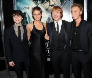 Emma Watson divulga nova série de Tom Felton no Instagram