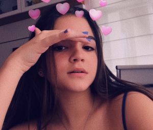 Mel Maia apaga foto mas internet não perdoa atitude errada da atriz