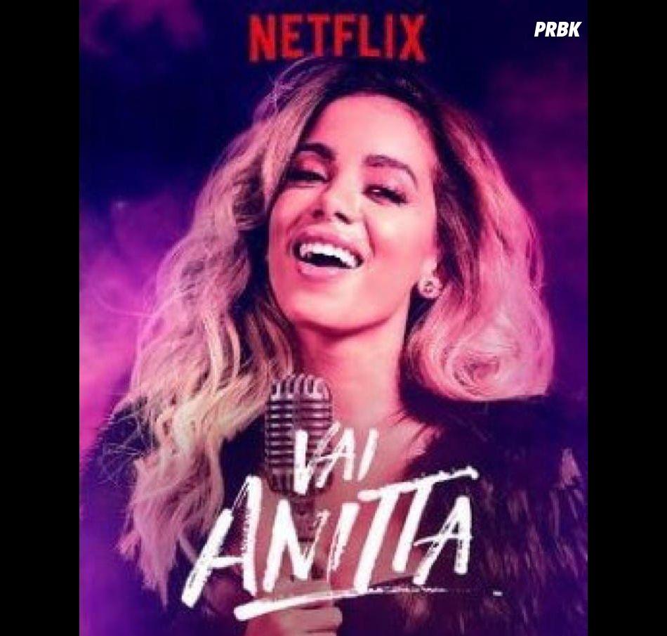 "Documentário ""Vai Anitta"" entrou na Netflix nesta sexta-feira (16)"
