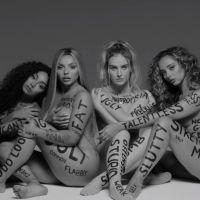 Lauren Jauregui defendeu as meninas do Little Mix após quarteto ser criticado por nudez em clipe