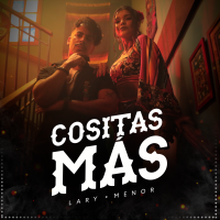 """Lary anuncia sua nova música! Vem aí """"Cositas Más"""", sua parceria com Menor"""