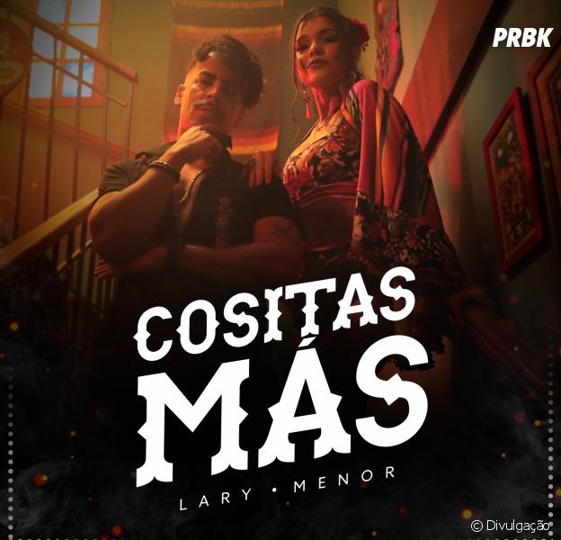 """Lary grava clipe de """"Cositas Más"""" com Mano e lançamento do novo single será dia 29 de novembro!"""