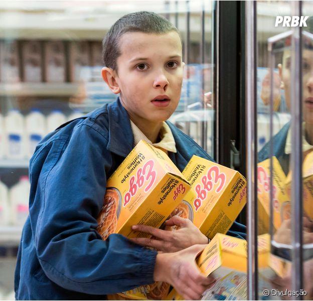 """Millie Bobby Brown diz que """"Stranger Things"""" não vai acabar na 3ª temporada"""