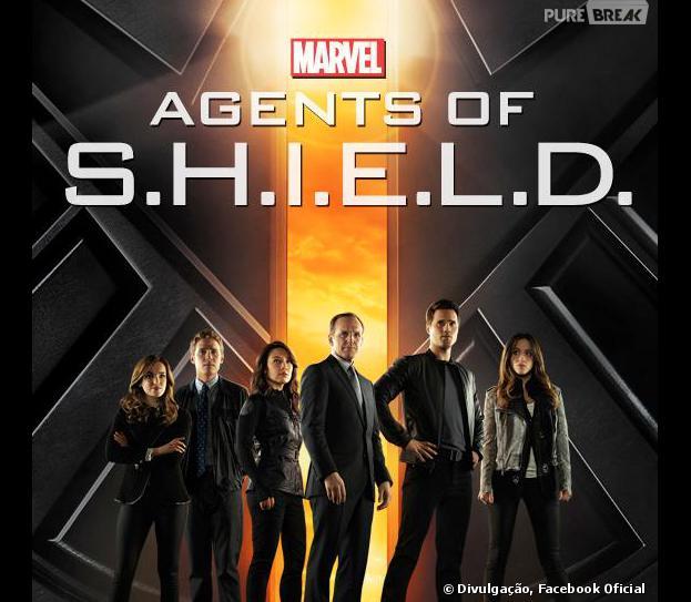 """A série""""Agents of S.H.I.E.L.D"""" será interligada com o cinema!"""
