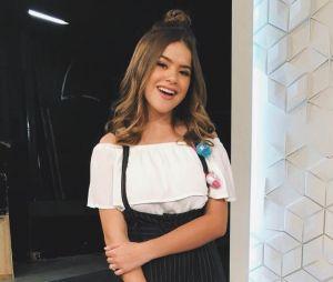 Maisa Silva precisará sair do Brasil para encontrar Bruna Marquezine