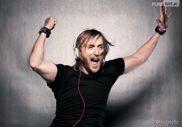 """David Guetta se prepara para lançar o álbum """"Listen"""" em novembro"""