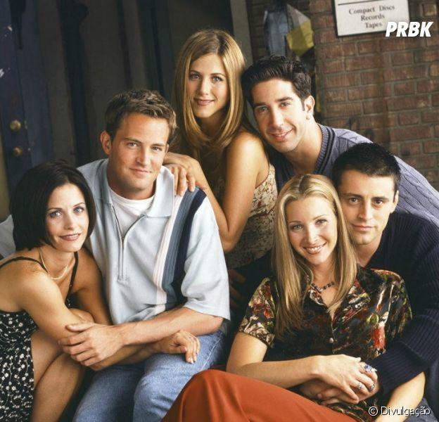 """""""Friends"""" permanecerá no catálogo da Netflix!"""