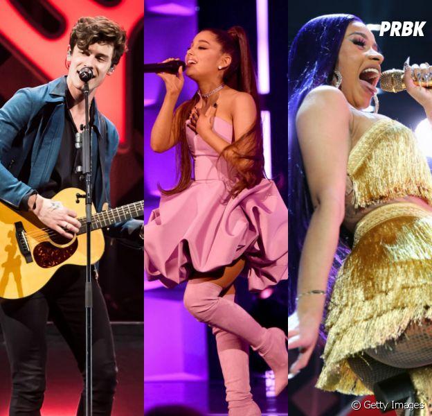 Grammy 2019: veja a lista completa dos indicados!