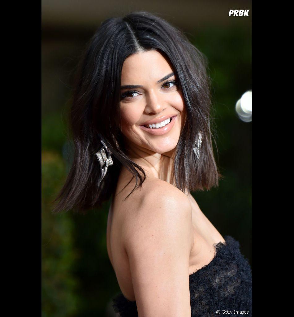 Kendall Jenner arrasa e é eleita pela Forbes a modelo mais bem paga de 2018