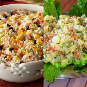 Chegou a hora de decidir! Uva passa no arroz ou maçã na maionese, qual é a pior?