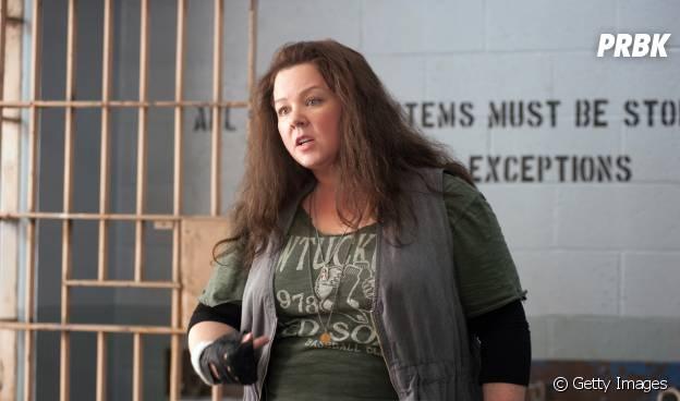 """Melissa McCarthy já trabalhou com o diretor Paul Feig em """"As Bem-Armadas"""""""