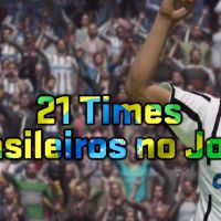 "Trailer exclusivo de ""PES 2015"" na BGS 2014 mostra 21 times do Brasil"