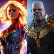 """""""Vingadores: Ultimato"""" ou """"Capitã Marvel"""": para qual estreia de 2019 você está mais ansioso?"""