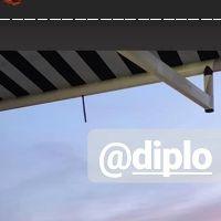 Anitta inicia os trabalhos de 2019 e ressurge ao lado de Diplo em estúdio nos EUA