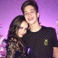 Larissa Manoela e João Guilherme terminaram o namoro em 2016