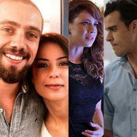 """Duelo """"Império"""": Vicente e Clara ou Cristina e Enrico? Escolha seu favorito!"""