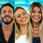Gustavo, Hariany e Paula estão no paredão! Quem é que deve ser eliminado na sua opinião?