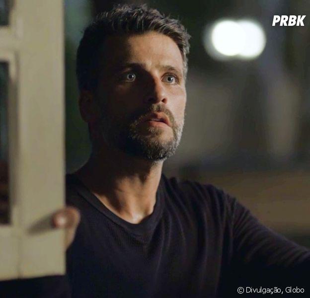 """Em """"O Sétimo Guardião"""": Gabriel (Bruno Gagliasso) descobre segredo de Valentina (Lília Cabral)"""