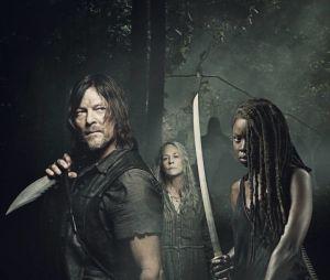 """Alpha, líder de um grupo sinistro, é apresentada no novo teaser de""""The Walking Dead"""""""