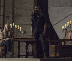 """The Walking Dead"" vai voltar com novos vilões"