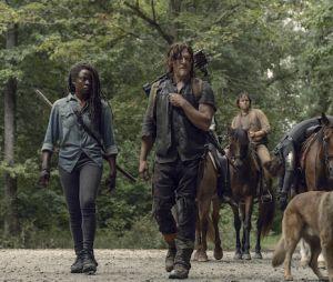 "Em""The Walking Dead"": teaser inédito apresenta Alpha"