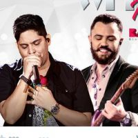 Jorge e Mateus gravam disco novo durante turnê pelo Brasil!