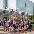 O campuseiros curtiram muito a vibe da Campus Party 2019 #CPBR12