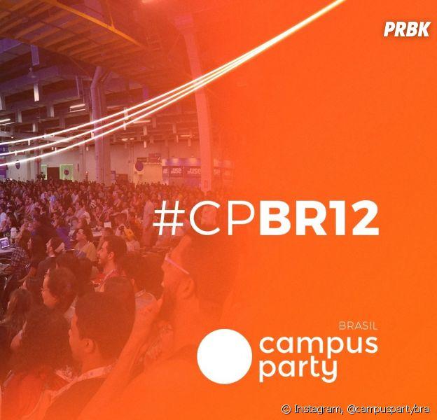 A Campus Party 2019 foi incrível e o Purebreak te conta tudo! #CPBR12