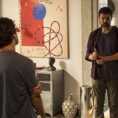 """Alex decide se mudar para a casa do pai e Marcio não fica NADA feliz com isso em """"Malhação"""""""