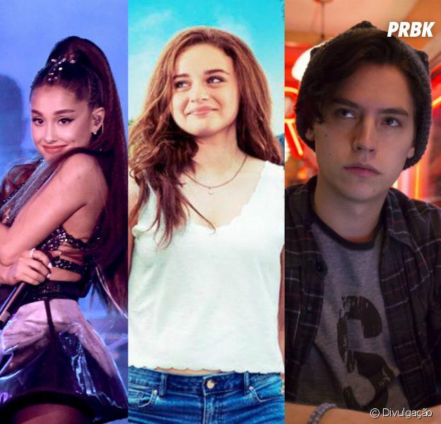 """Com Ariana Grande, """"A Barraca do Beijo"""" e """"Riverdale"""", veja a lista completa dos indicados ao Kids' Choice Awards 2019"""